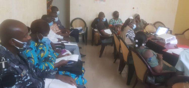 Violences Basées sur le Genre: La CRDH Dabou abrite un atelier de formation