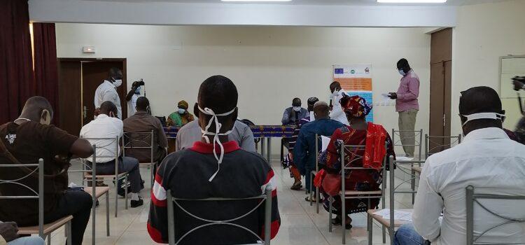 Kabadougou : La CRDH participe à un atelier d'échange sur les Mutilations Génitales Féminines (MGF)