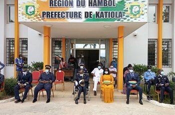 Hambol/Gestion du contentieux de la révision de liste électorale   La CRDH prend à une rencontre initiée par la CEI