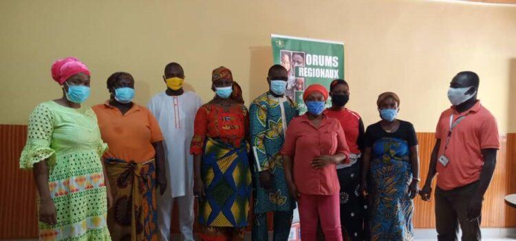 NAWA : La CRDH sensibilise contre les VBG et le mariage forcé