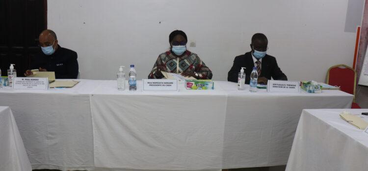 Apatridie: Les Commissions régionales du CNDH invitées à s'approprier la problématique