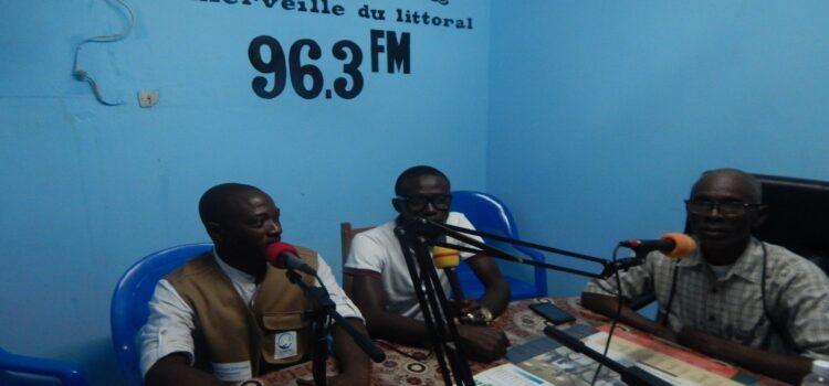 GBOKLE: La CRDH sensibilise sur la gestion des rumeurs en période électorale.