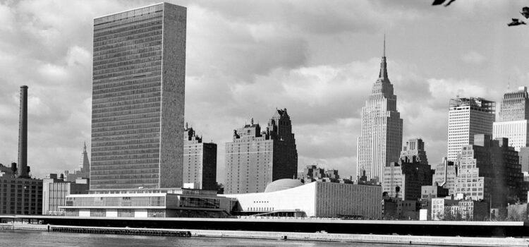 A l'ONU, des couloirs calmes mais un programme complet pour une Assemblée générale virtuelle