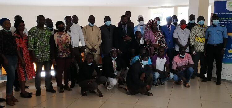 La CRDH- Kabadougou soutient la mise en oeuvre de la feuille du transport propre