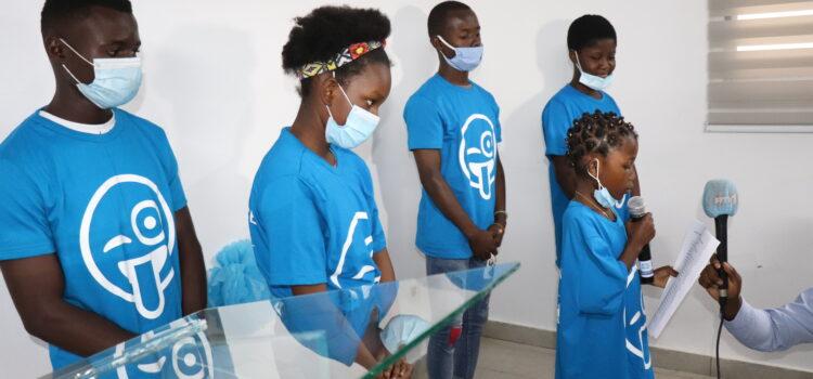 """Journée internationale des Droits de l'enfant : La déclaration """"spéciale"""" des enfants de Côte d'Ivoire lue au siège du CNDH"""