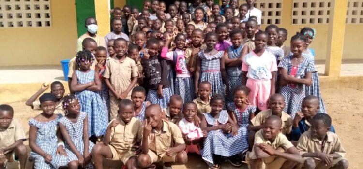 Région de la Nawa/ Journée internationale de l'Enfant :  La CRDH sensibilise les élèves sur leurs droits