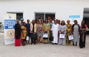 Coaching des femmes : Le CNDH poursuit la formation des femmes