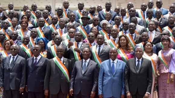 En Côte d'Ivoire, malgré la loi sur la parité les femmes députées sont encore trop rares
