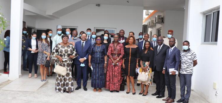 Droits de l'homme/Le Corps diplomatique informé de la situation en Côte d'Ivoire