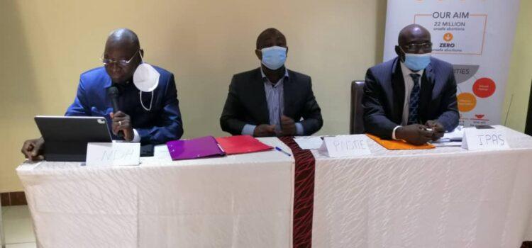 Droit en santé sexuelle et reproductive : des agents du CNDH formés