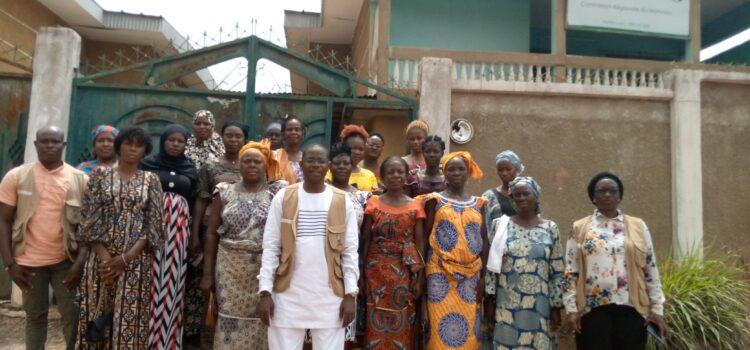 Leadership féminin: la CRDH du Moronou forme des Femmes