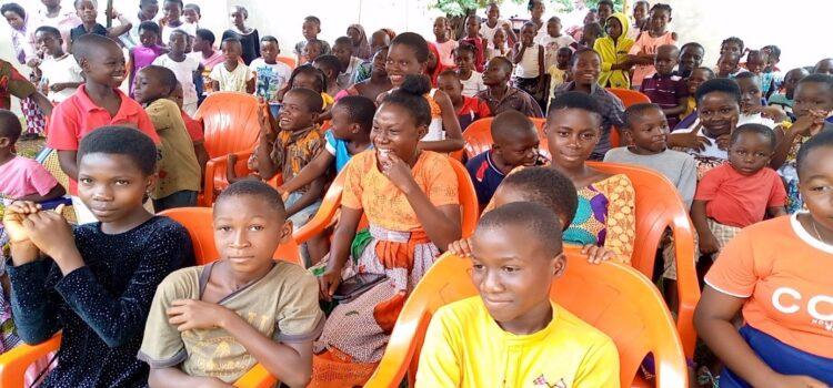 Journée internationale de l'enfant Africain: La CRDH de Man s'ouvre aux enfants