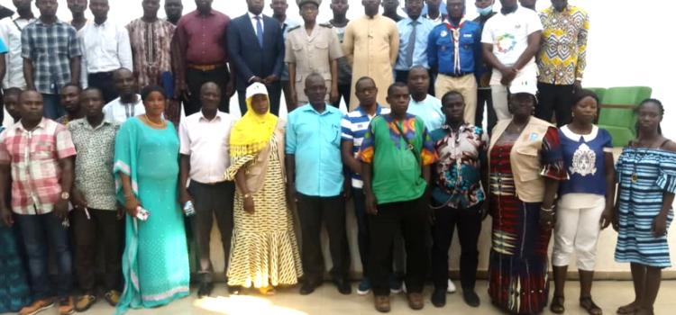 Extrémisme violent: La CRDH Kabadougou participe à un atelier
