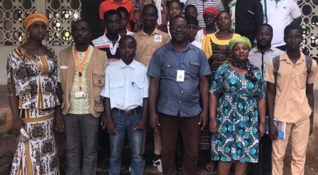Clubs des Droits de l'Homme: la CRDH de la Nawa renforce les capacités des membres des clubs