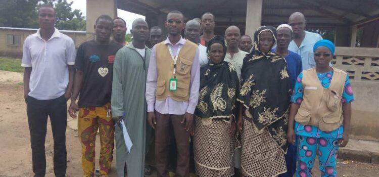 Lutte contre les VBG: La CRDH du Worodougou formes des guides et chef de communautés