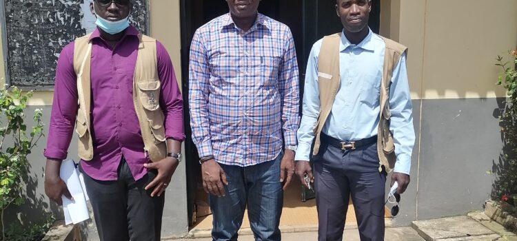 Rentrée scolaire dans le  Kabadougou : La CRDH  visite dans les établissements Scolaires